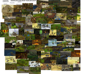 Runescape Travelling 2009 by Willowguy