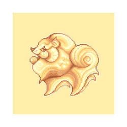 Just a cinnamon Pomeranian