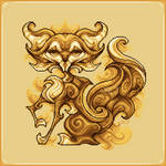 Golden Fox by RatteJak