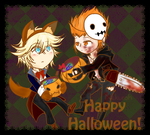 Trick or Treat contest entry by Nekuroh