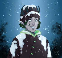 Snowy Nehemiah