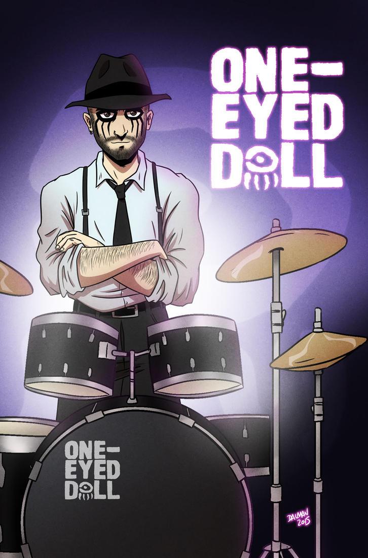 The Drum-master by kennydalman