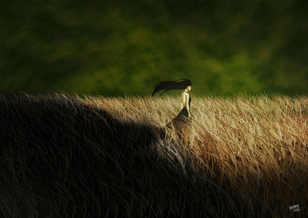 Black in the Rye by kennydalman