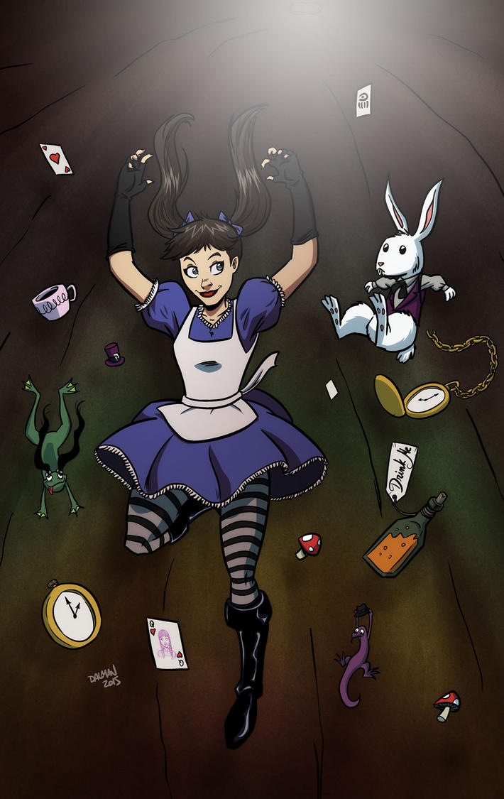 Parker In Wonderland by kennydalman
