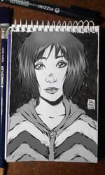 Nikki Swango by kennydalman