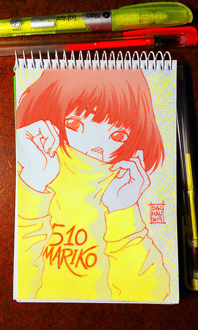 510 Mariko by kennydalman