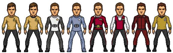 Life Of Captain Kirk by Stuart1001