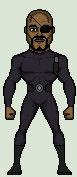 Nick Fury (Earth-TRN123)