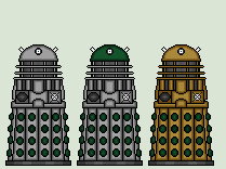 Evil of the Daleks by Stuart1001
