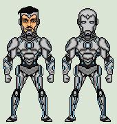 Superior Iron-Man (Earth-616) by Stuart1001