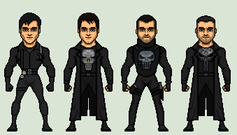 The Punisher Live Action by Stuart1001