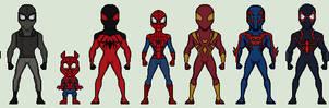 Ultimate Spider-man:- Spiderverse