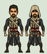 Assassin's Creed Duncan Walpole by Stuart1001