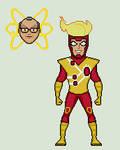 Justice League Action Firestorm