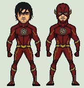 The Flash 2024 (CW) by Stuart1001