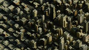 Blender City Isometric 1