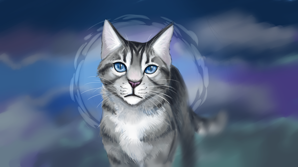 Images Of Warrior Cat Drawings