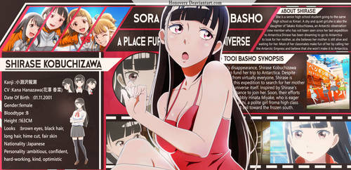 Desktop Wallpaper Shirase Kobuchizawa