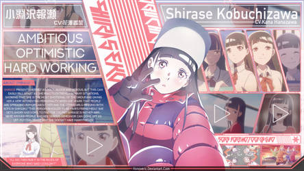 Wallpaper Shirase Kobuchizawa