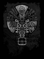 Gas Mask Nation by inception8