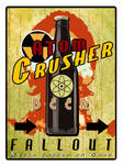 Atom Crusher Beer Tee