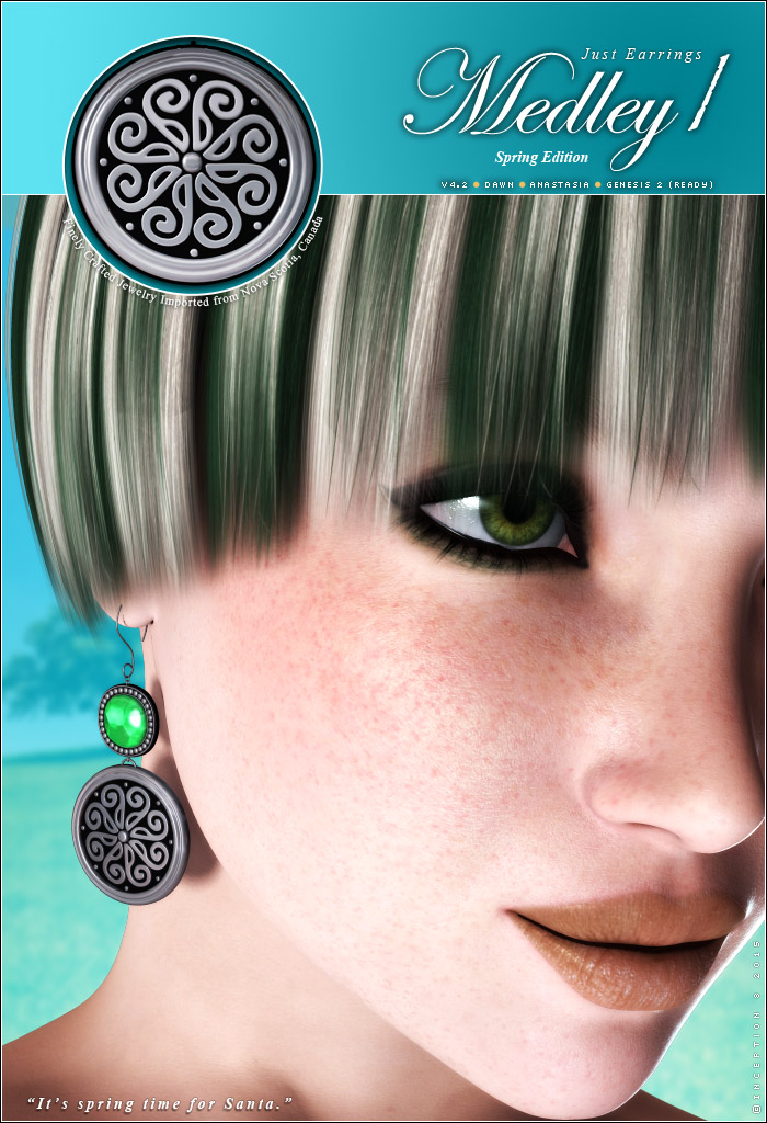 Just Earrings - Medley 1 by inception8