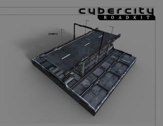 CyberCity Roadkit 12