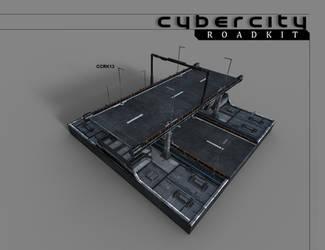 CyberCity Roadkit 13