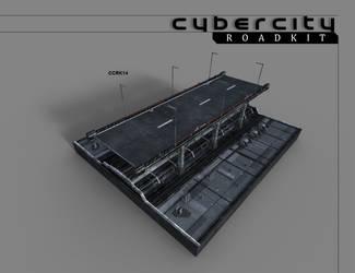 CyberCity Roadkit 14