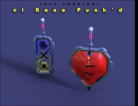 Just Earrings el Nano Punkd 03