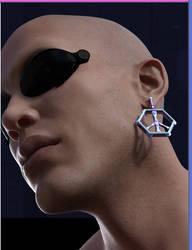 Just Earrings el Nano Punkd Main 02