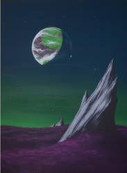 Chlorine sky by Axel-Astro-Art