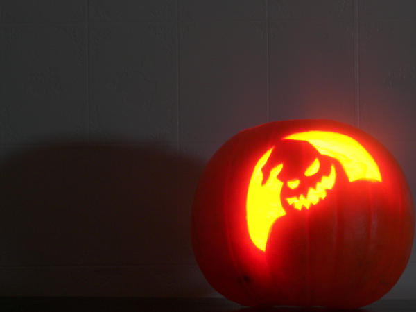 Oogie Boogie Pumpkin Again by smiffypro