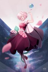 PINK DIAMOND by les-cinq-d-ella