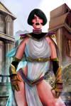Agartha, The New Shamaness