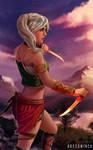 Harmona, Daughter of the Sun