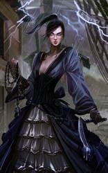 Arachi, The Tigress of the West