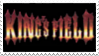 King's Field Stamp by McOuchies