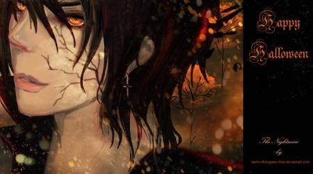 Halloween2011: with love -kira by Naoto-shirogane-chan