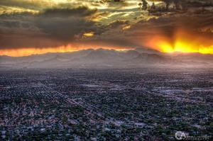 Las Vegas by aloehnert