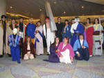 2005 Cosplay Kenshin by LaMisere