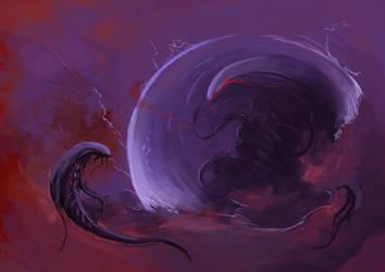 Queensguard by Schism-Walker