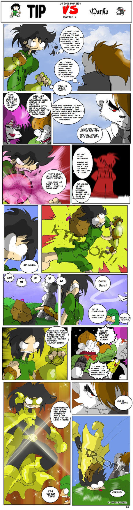 UT 2008- Page 32 by Oad-art