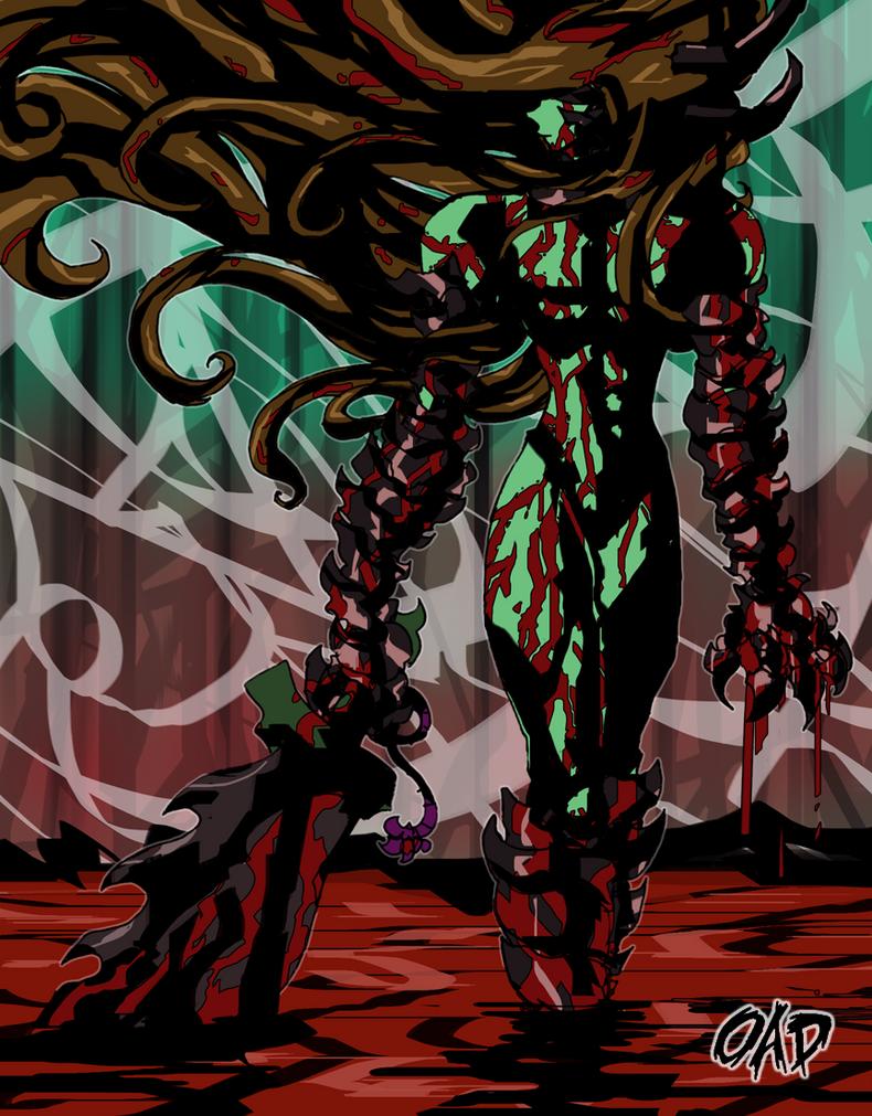 Black Metal by Oad-art