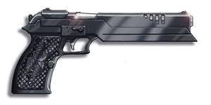 Shadowrun Pistol