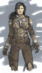 AFF - Kera's Armour
