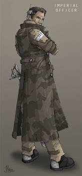 AFF Imperial Officer