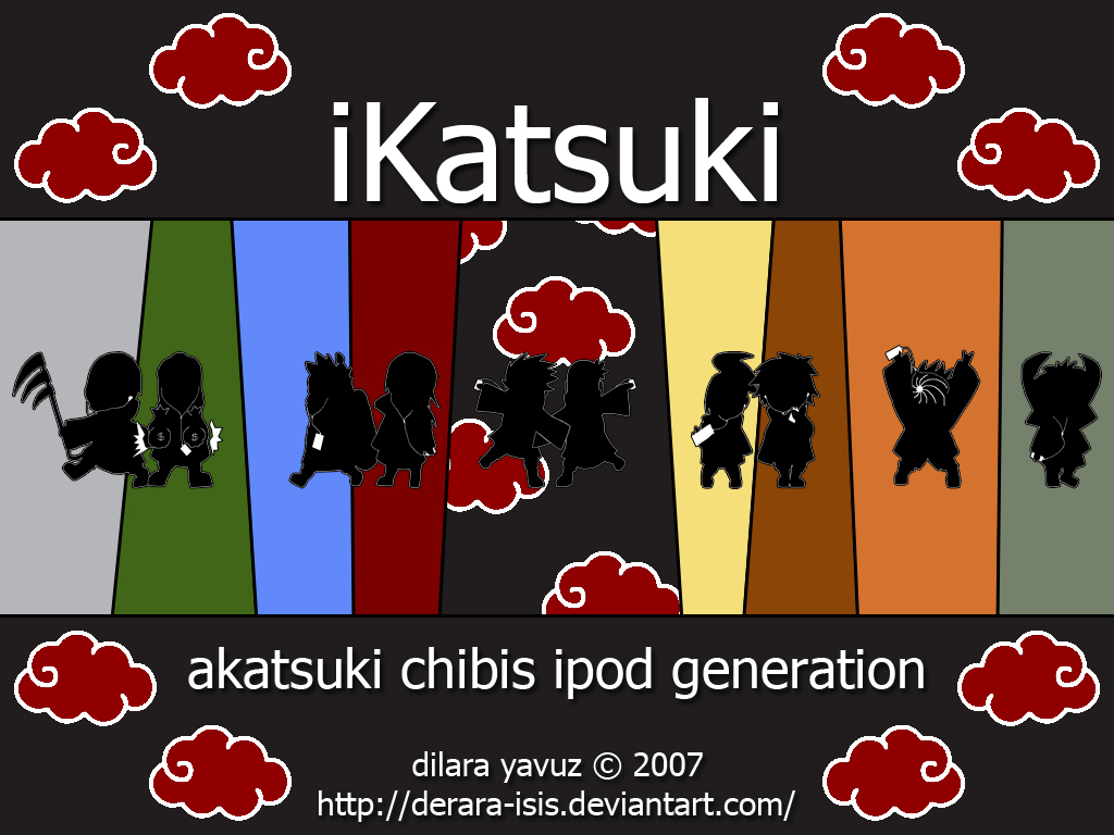 iKatsuki Chibi Wallpaper by =derara-isis on deviantART