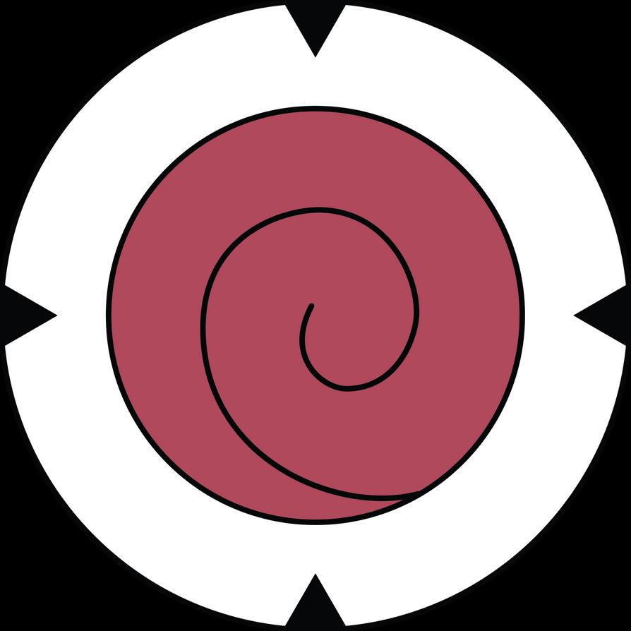 Uzumaki Clan Symbol by elsid37 on DeviantArt