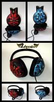 Headphones Star Wars Dark side